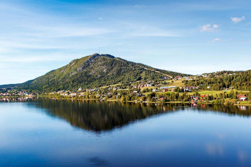 Från Funäsdalen.